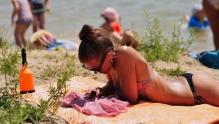 Передохнут ли гомельчане от жары? Прогноз погоды на неделю