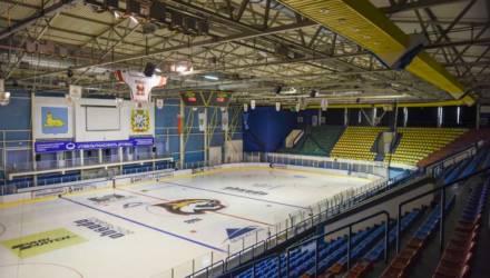 Что нового для гомельчан подготовили сотрудники ледовой арены к началу сезона?