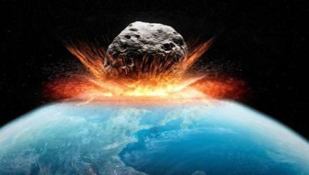Субботний конец света. К Земле несётся гигантский и потенциально опасный астероид