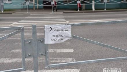 Гомельская ГАИ привела аргументы в пользу ликвидации «зебры» на улице Хмельницкого