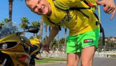 СМИ узнали, как погиб мотоблогер Александр Diablo R1: фото и видео с места аварии появились в Сети