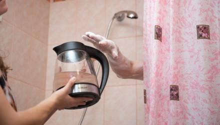 С 24 июня начинается отключение горячей воды в Центральном и Железнодорожном районах Гомеля