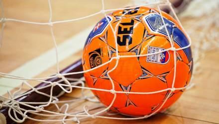 Гомель в топе чемпионата Беларуси по мини-футболу