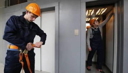 Кому заменят лифты в Гомеле