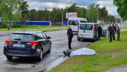 В Светлогорске мужчина умер в маршрутке