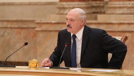 Лукашенко: Нам просто не нужно мешать людям жить и работать