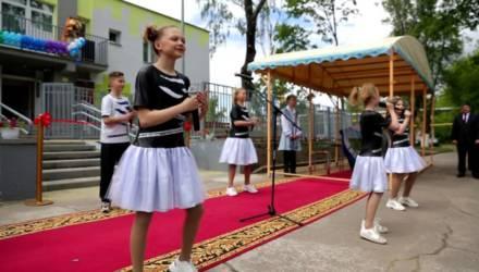 В Гомельском районе открыли ясли-сад «Радуга-град»