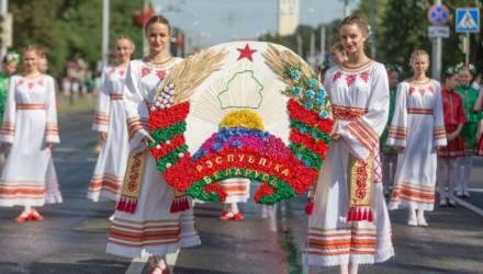 Афиша праздничных мероприятий в Гомеле, приуроченных ко Дню Независимости – в наглядной инфографике