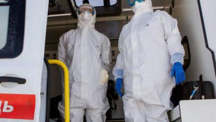 Минздрав: в Беларуси выявлен уже 53 241 случай коронавируса, умерли 303 пациента