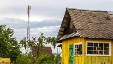 99,9 % населения Гомельской области сможет пользоваться услугами 4G-связи