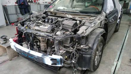 Новый техрегламент Таможенного союза вводит запрет на ремонт автомобилей