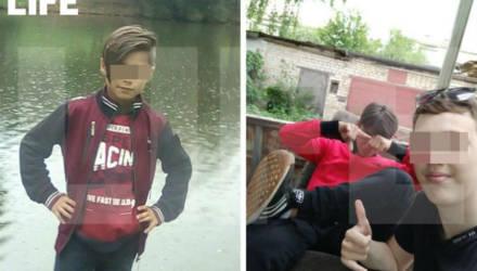 В России полицейский ударом ноги остановил мотоцикл с подростками