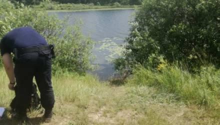 Гомельчанин ушёл на рыбалку. Достали через двое суток с сетью в руке