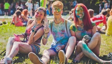 Фестиваль красок ColorFest пройдёт в Гомеле 18 июля
