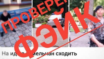 МВД в Telegram-канале начало борьбу с фейками: случай в Гомеле