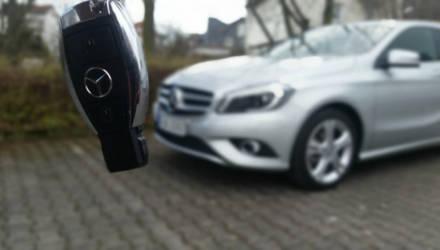 Четыре года за Mercedes. Итоги дерзкого угона авто на Гомельщине