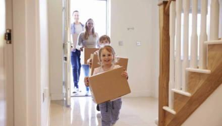 В Беларуси планируется обеспечивать многодетные семьи жильём в течение года