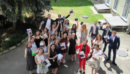 Выпускники Гомельского медколледжа получили дипломы