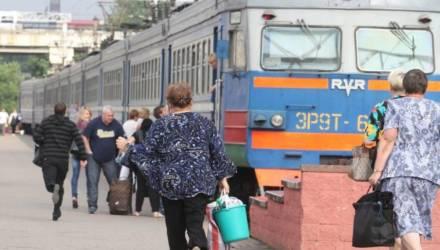 Скидка 50% для пенсионеров на проезд в пригородном транспорте будет действовать до конца октября