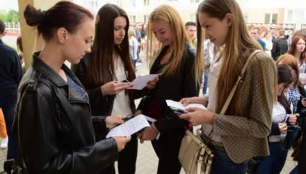 Стали известны результаты ЦТ по русскому языку