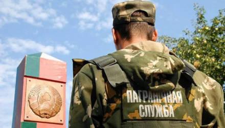 Пограничника в Браславе обнаружили мёртвым, есть признаки суицида