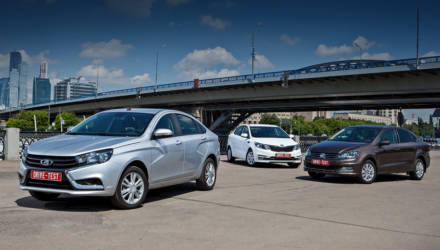 Белорусы снова начали активно покупать новые авто. Какие машины в лидерах