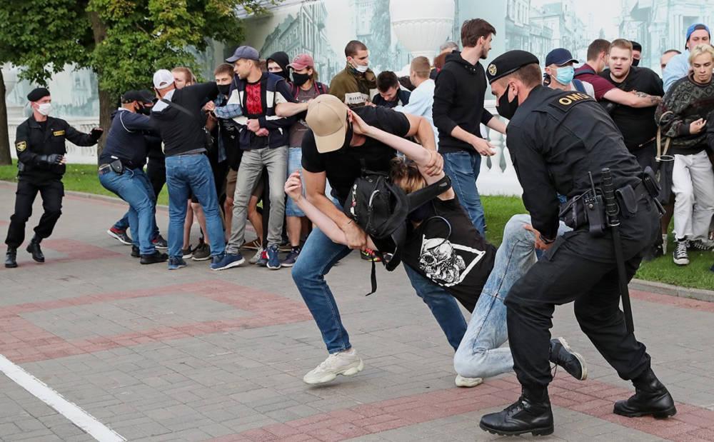 В Минске возбуждено уголовное дело по факту организации и участия в нарушении общественного порядка