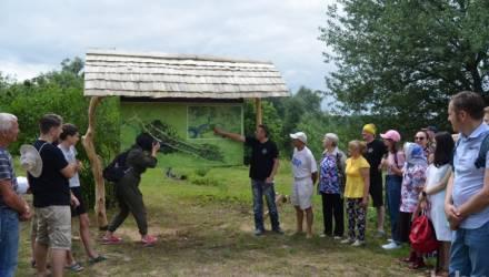 В Речицком районе презентовали карту почти исчезнувшей деревни