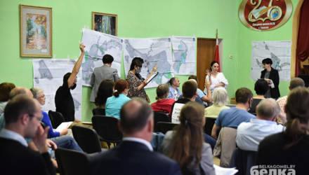 Ландшафтные и мемориальные парки: как в Гомеле предлагают устранять недостаток зелени