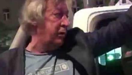 Опубликовано видео попытки Ефремова откупиться после аварии