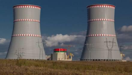 Первый блок БелАЭС планируется полностью ввести в промышленную эксплуатацию в I квартале 2021 года