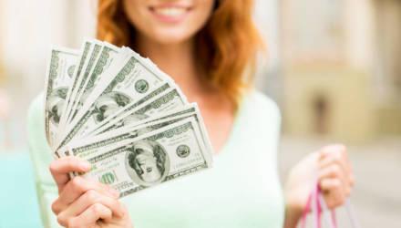 Гомельчанка подобрала чужой кошелёк и присвоила $2200 и 260 рублей