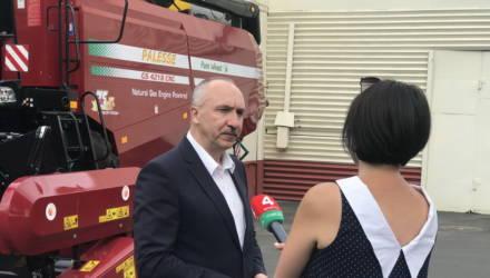 Генпрокурор Беларуси Александр Конюк посетил ОАО «Гомсельмаш» и провёл личный приём граждан