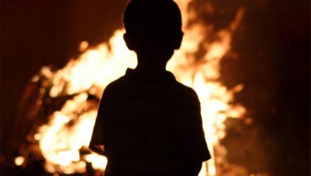 Шашлык, костёр, ребёнок… В Брагинском районе во время отдыха на природе пострадали двое детей