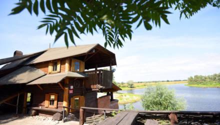 Агроусадьбы Гомельщины: спа-центр посреди леса и панский сад на берегу Припяти