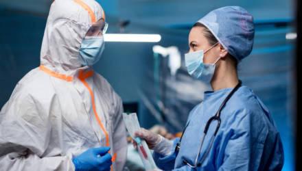 В Беларуси за сутки выявили 284 новых случая Covid-19, 5 пациентов скончались – Минздрав