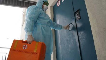 За сутки в Беларуси выявили всего 221 случай коронавируса