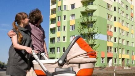Многодетным семьям пообещали в 2021 году строить жильё без очереди
