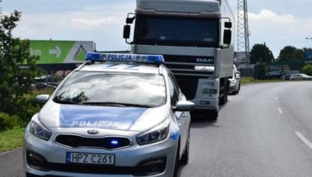 Белорусского дальнобойщика с тремя промилле алкоголя поймали в Польше