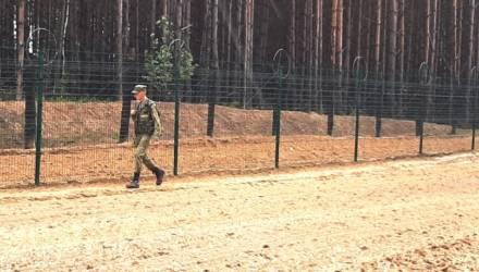 Гражданка Швеции задержана гомельскими пограничниками при незаконном пересечении границы