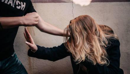 Жлобинчанин в седьмой раз оказался за решёткой: избивал девушку-сожительницу и детей