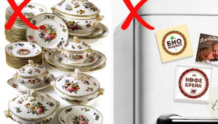 Выбросите их! 5 вещей в доме, которые вас раздражают и угнетают