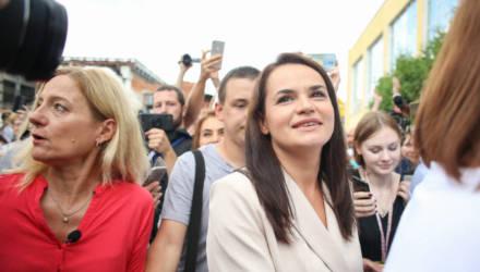 В штабе Тихановской назвали участки, где их кандидат набрала больше голосов, чем Лукашенко