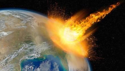 Вестник конца света. Как уничтожить летящий к земле огромный астероид