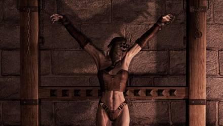 Как и за что на Руси и в средневековой Европе наказывали женщин
