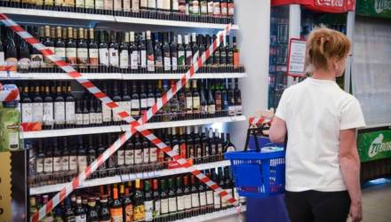 В Гомеле продлили ограничение на продажу алкоголя
