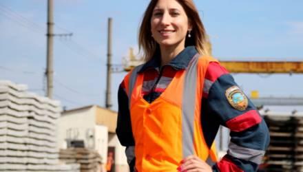 О женщинах в Гомельском районе с необычной профессией