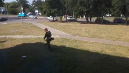 Курьёзный случай: в Гомеле сотрудник организации покосил траву, а на следующий день пришли другие и тоже начали косить