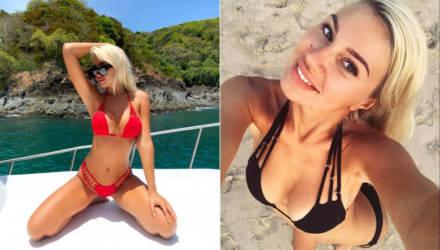 Украинская красавица разбилась на мопеде в Таиланде при загадочных обстоятельствах