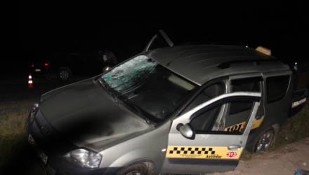 На Гомельщине водитель такси насмерть сбил велосипедиста